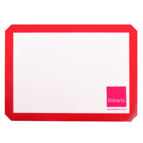 Silicone Cookie, Chocolate  & Sugar Baking Workmat