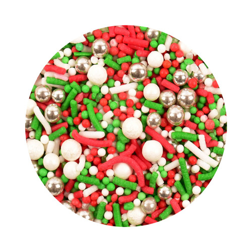 Christmas Bling Sprinkle Mix 120g