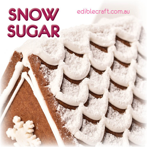 Snow Sugar 200g (Non Melting Snow)