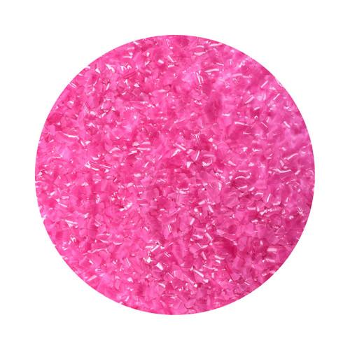 Bulk 200g - Edible Crafting Glitter - Pink