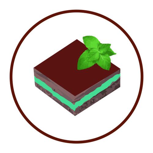 1 Litre - Natural Chocolate Mint Flavour