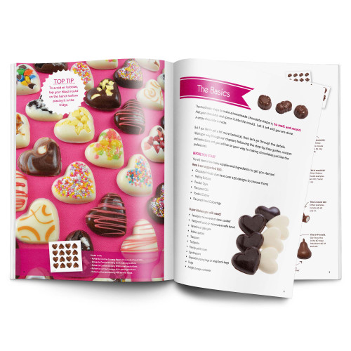Roberts Chocolate Making  Recipe Book