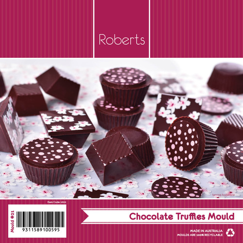 Truffles Chocolate - 21