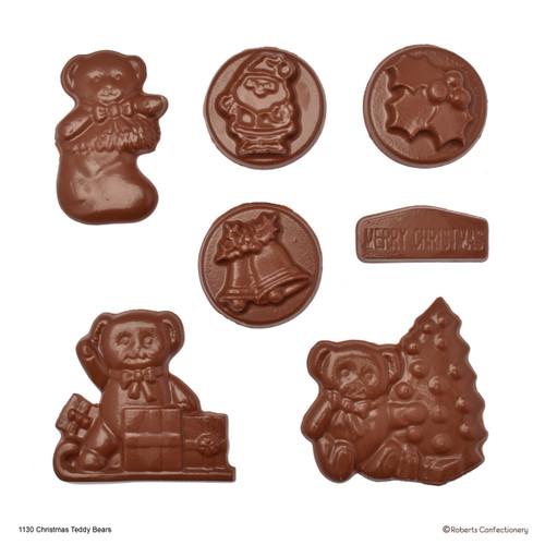 Christmas Teddy Bears 130