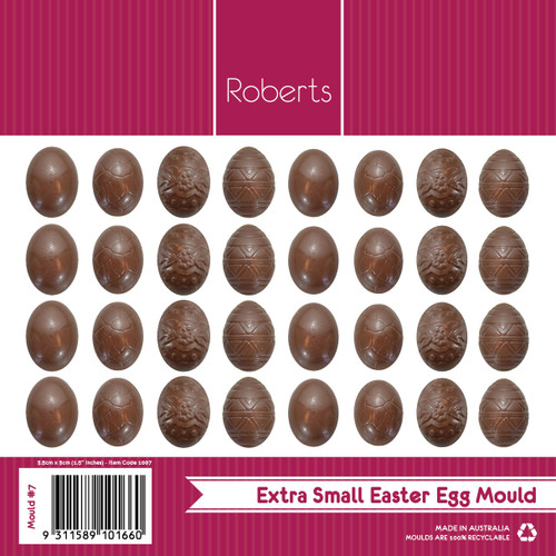 4 cm Easter Eggs Extra Small - 7