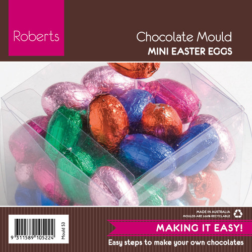 3 cm Mini Easter Eggs - 53