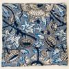 "Hand Block Printed Natural Dyed Napkins 5 India Set of 4 (18""x 18"")"