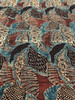 """Handmade Natural Dyed Block Print Quilt King 2 Bedspread India (99"""" x 108"""")"""