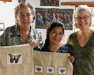 House Of Birds: Embroidery Artists of Santiago, Guatemala