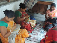 West Bengal Kantha Embroidery