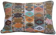 Turning Handmade Textiles into Home Decor Pillows