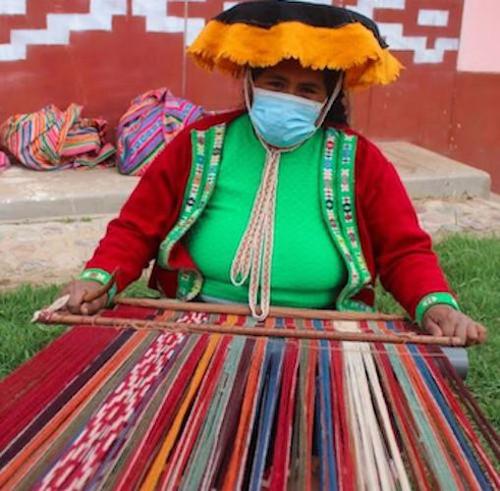 Center for Traditional Textiles, Cusco Peru