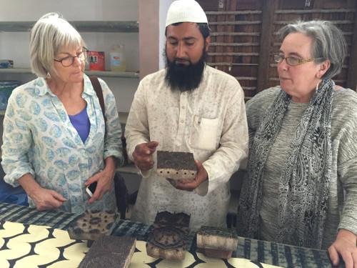 Sufiyan Khatri: Block Printer and Natural Dyer