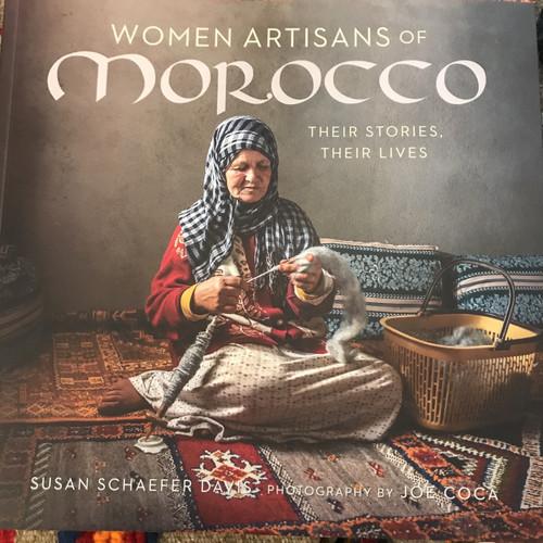 Women Artisans of Morocco: Their Stories, Their Lives