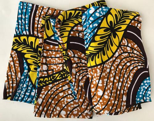 """Cotton Napkin Dutch Wax Print A Cloth (17""""x 20"""")"""
