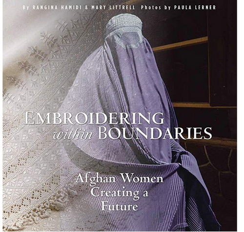 Embroidery Within Boundarys: Afghan Women Creating a Future