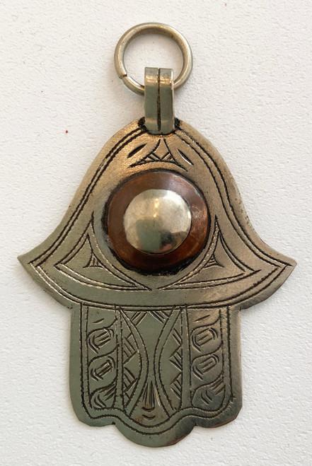 "Hand of Fatima B  Morocco (1.75"" x 2"")"