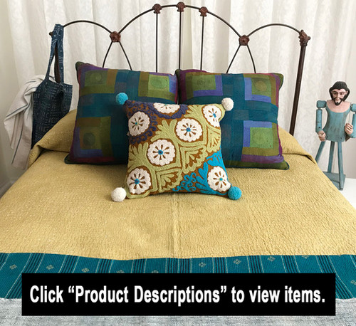 Bed Vignette Items Priced Individually