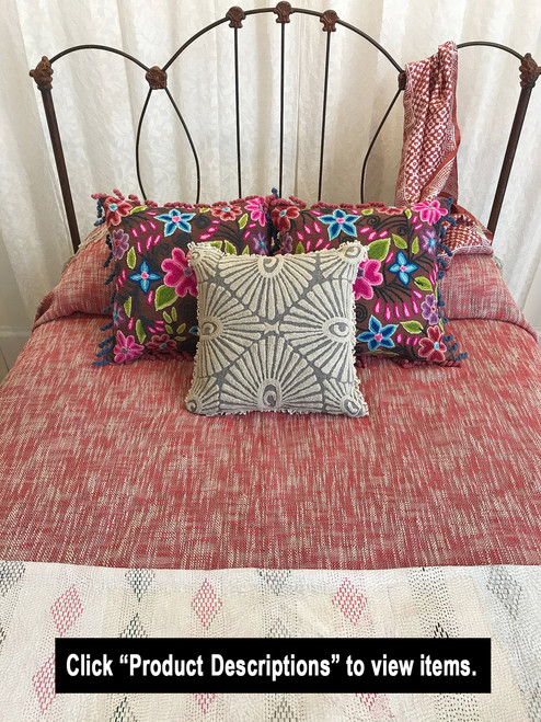 Bed Vignette 4 Items Priced Individually