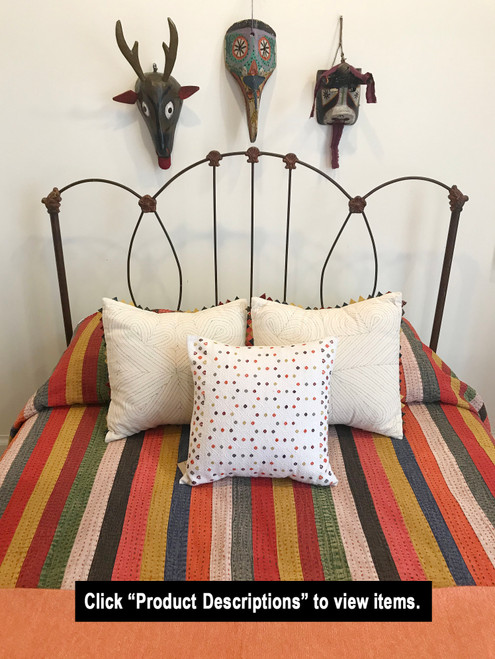 Bed Vignette 5 Items Priced Individually