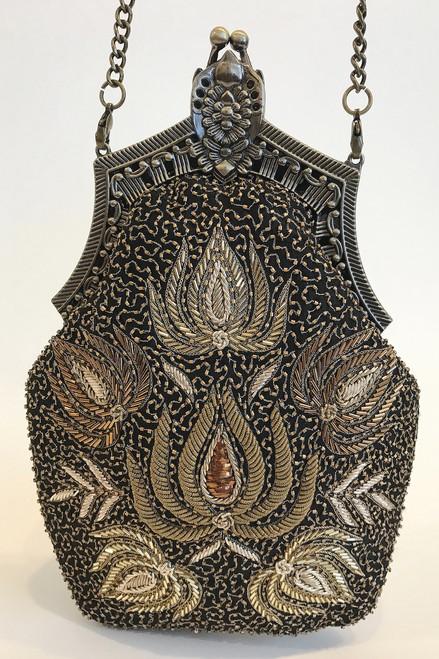 "Handmade Elegant Evening Bag 3 India (6.5"" x 10"")"