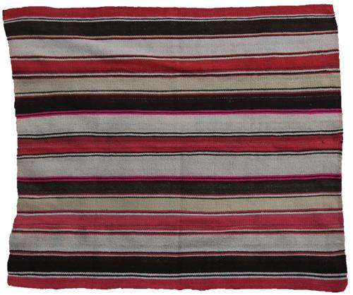"""Handwoven Woolen Frazada Blanket Peru (51""""x 59"""")"""