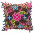 wool colorful Peru pillow
