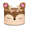 Silly Squishies Deer Cake