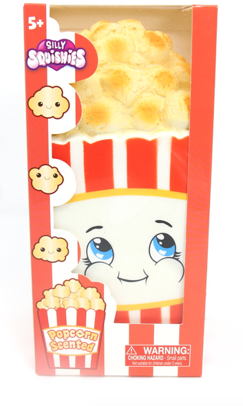 popcorn squishy toy