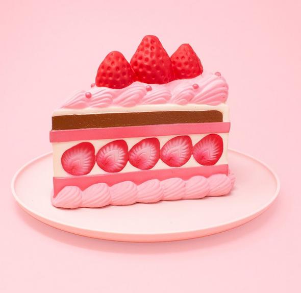 ibloom shortcake Squishy