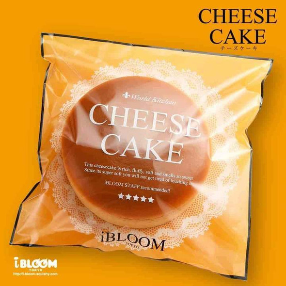 ibloom squishy cheesecake