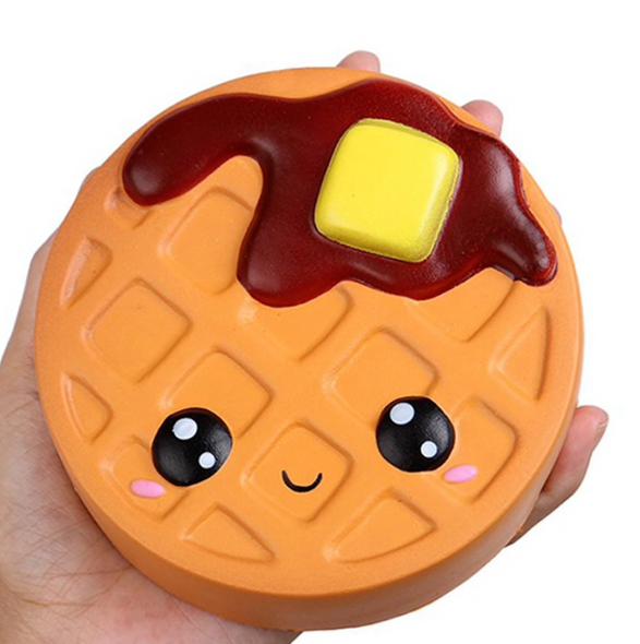 Squishy waffle