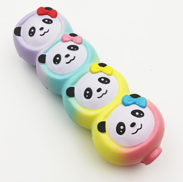 panda dango squishy