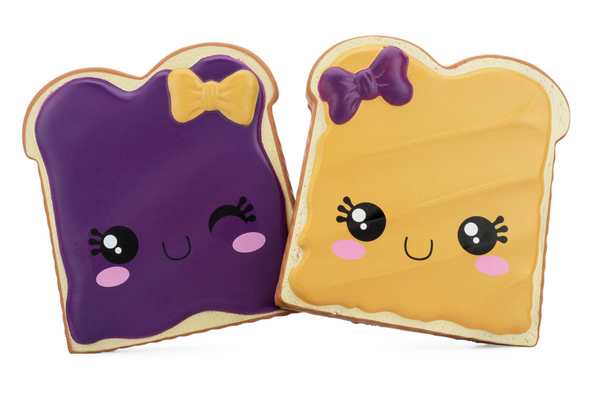 Silly Squishies Pb and J