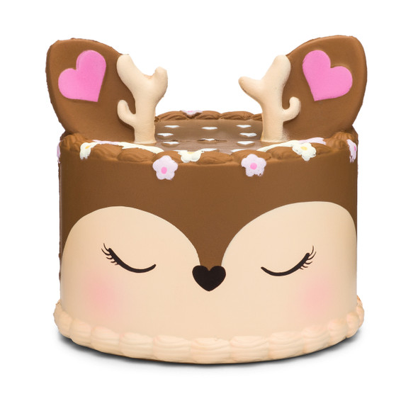 Deer Cake Squishy