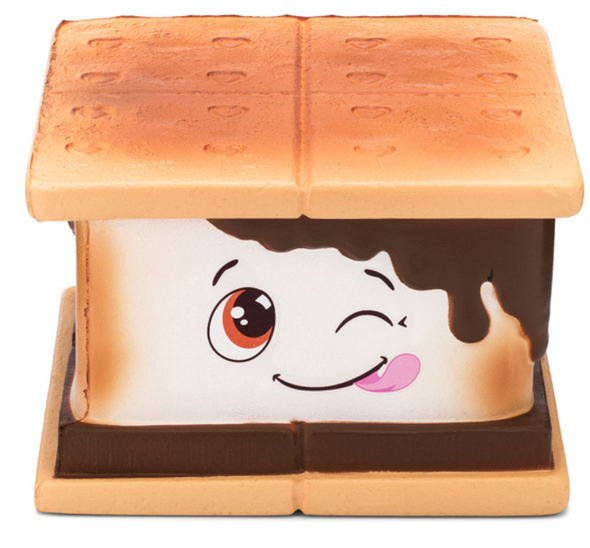Silly Squishies Jumbo Smores Squishy