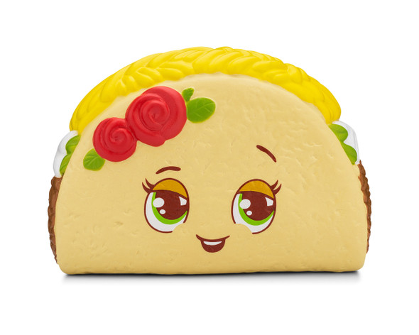 silly squishies taco