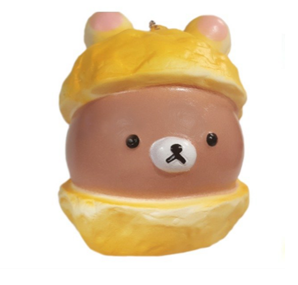 Squishy Rilakkuma Cream Puff