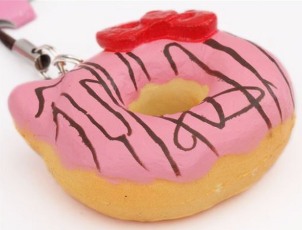 Mini Hello Kitty Donuts