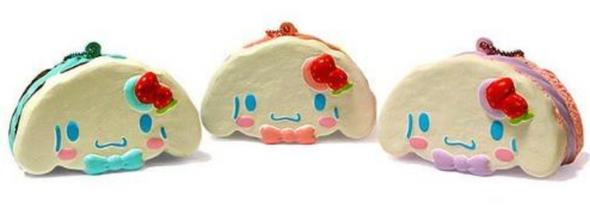 Cinnamoroll Cake Roll Squishy *RARE*