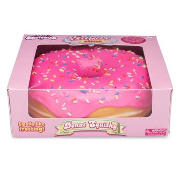 jumbo donut squishy