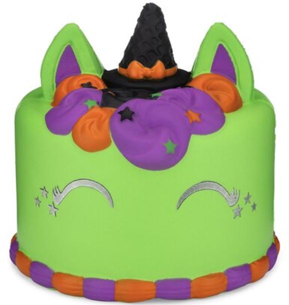 Unicorn Witch Cake Squishy