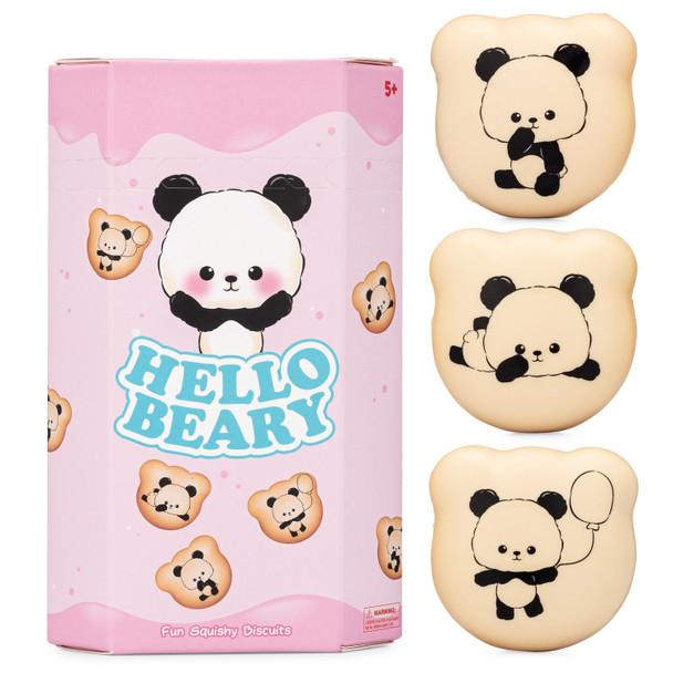 Hello Panda Squishy