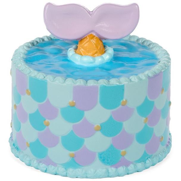 Silly Squishies Mermaid Cake