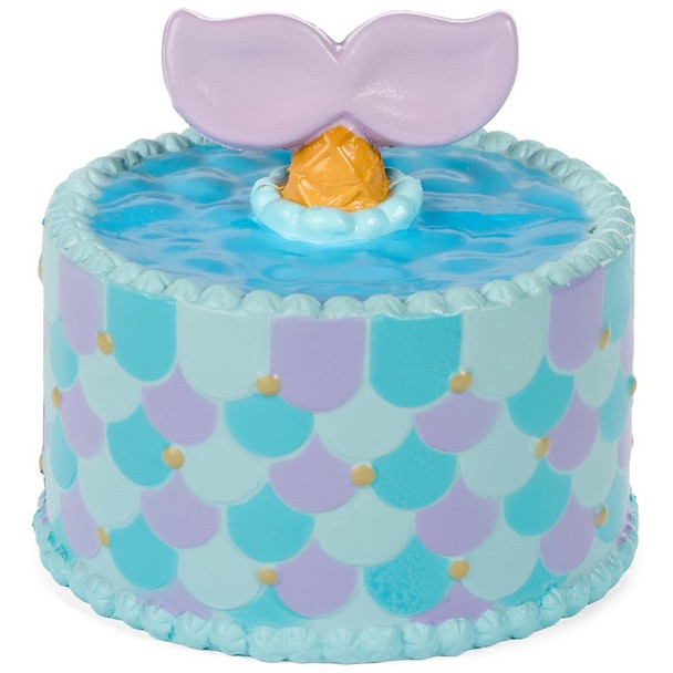 Silly Squishies Mermaid Cake