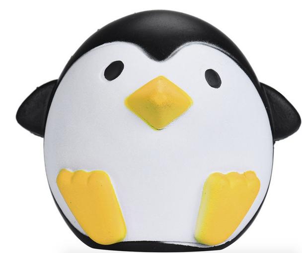 penguin squishy