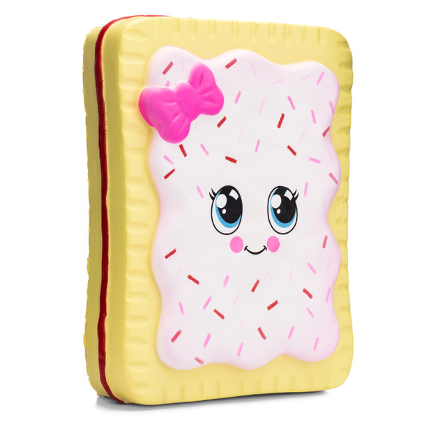 Pop tart squishy