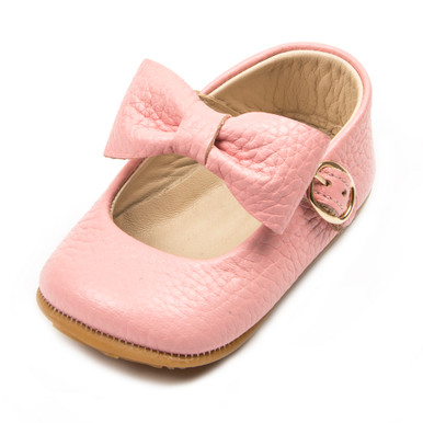 E-FAK Baby Girls Shoes Mary Jane Flats Shoes with Socks Anti-Slip Soft Rubber Sole Toddler First Walkers Princess Dress Shoes