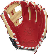 """2021 Rawlings 11.5"""" HEART OF THE HIDE INFIELD GLOVE PRO314-19SN"""
