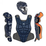 All-Star AFX™ Fastpitch Catching Kit - Navy